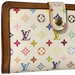 Louis Vuitton Multicolor Wallet